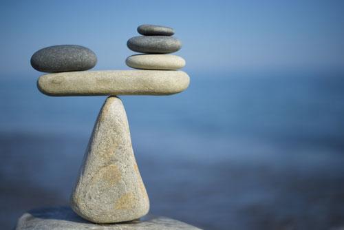 אבנים בשיווי משקל
