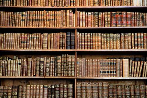 מדפי ספרים