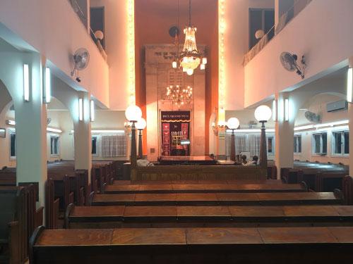 בית כנסת בתל אביב