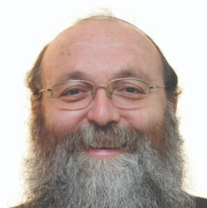 הרב מנחם בורשטיין