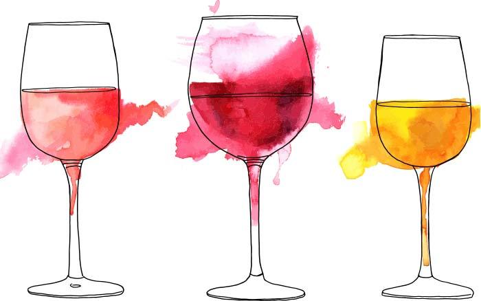 """כוסות יין כתבה של ד""""ר חנה קטן"""