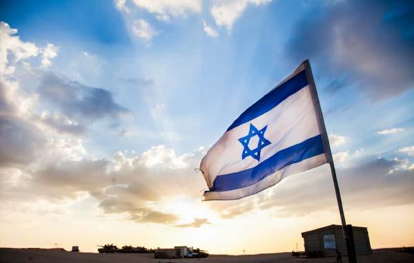 דגל ישראל, כתבה של אורי שכטר