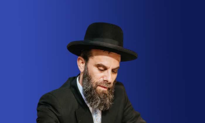 הרב ישראל גליקמן