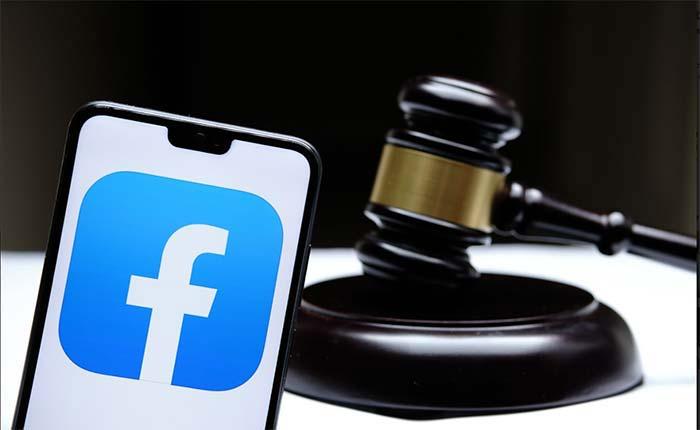 סמל פייסבוק ופטש של שופט