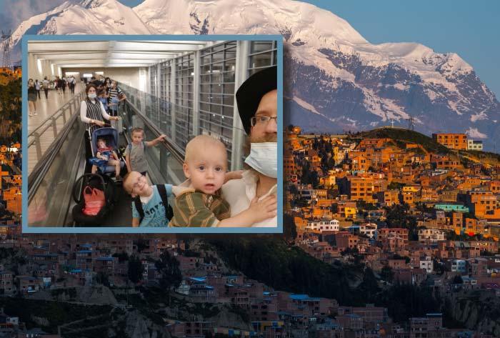 מסע אחרי נשמות אבודות בבוליביה